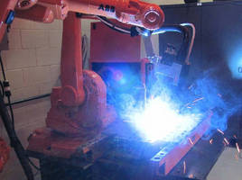 Seam Tracking System optimizes robotic welding systems.