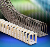 Single-Piece Flexible Wire Duct Now Available from AutomationDirect