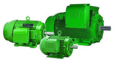 Electric Motors are optimized for energy efficiency.