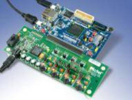 Mixed-Signal Power Management Board suits SmartFusion(TM) FPGAs.