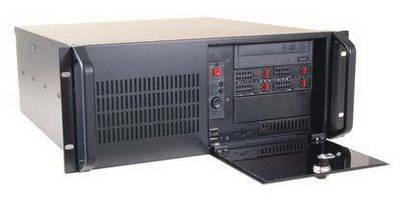 Industrial 4U Server suits HPC applications.