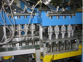 Conveyor End Synchronizers produce one lane of product flow.