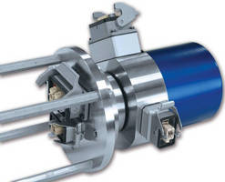 Slip Rings suit demanding industrial applications.