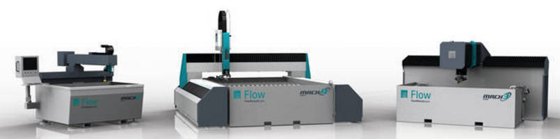 Flow International Demonstrates Full Line of Waterjets at IMTS