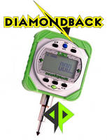 Ruggedized Digital Indicator features .0005 in. resolution.