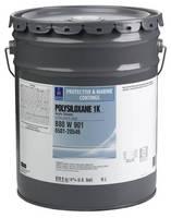 Polysiloxane Finish Coat extends maintenance cycles.