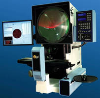 Optical Comparator meets medical device manufacturer needs.