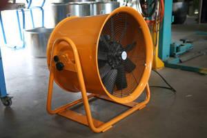 Air Circulator allows fresh air streams in specific areas.