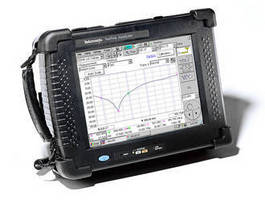 New Product Available from Advanced Test Equipment Rentals: Tektronix NetTek(TM) YBA250 BTS Antenna and Transmission Line Analyzer