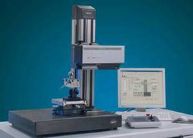 Metrology System measures surface and contour in single pass.