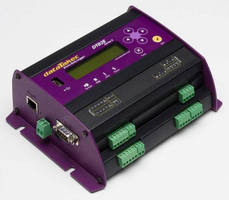 Data Loggers support interactive, Web-based software.