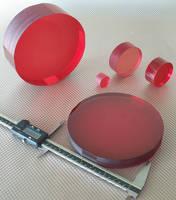 Ti: Sapphire Laser Crystals Reach 200mm Diameter