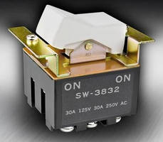High-Capacity Rocker Switches suit heavy-duty applications.