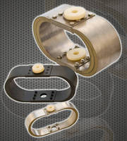 Elliptic Leaf Spring Antivibration Mounts are NATO-approved.