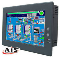 HMI Panel PC suits building, factory, and industrial automation.