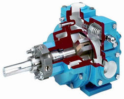 Sliding Vane Pumps optionally offer electric heating.