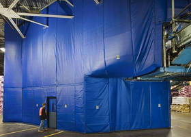 Flexible Containment Enclosures provide control of environmental conditions.