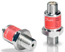 Pressure Transmitters offer true switch and open collector.