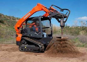 Compact Track Loaders feature 1-piece frame and undercarriage.