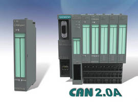 CANopen Extension Module is designed for SIMATIC ET200S I/O system.