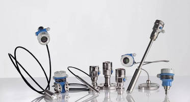 Endress+Hauser Announces Deltabar M, Cerabar M and Deltapilot M Pressure Transmitters
