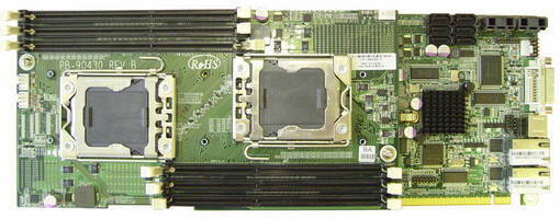 PICMG System Host Board features twin Nehalem/Westmere CPUs.