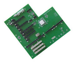 PICMG 1.3-Compliant Backplane supports PCIe Gen 2 system designs.
