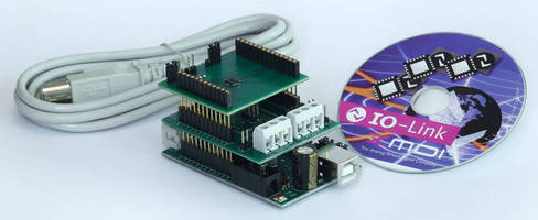 Evaluation Tools help develop IO-Link master/device applications.