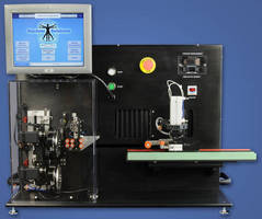 Automated Marker Band Swager is suited for batch processing.