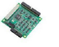PC-104 Data Acquisition Module provides 250 kS/s sampling rate.