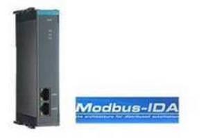 Modbus/TCP Coupler Module enables remote I/O adoption.