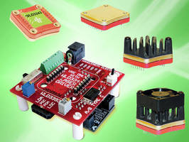 Laser Diode Driver provides up to 3 A output from 14-pin DIP.