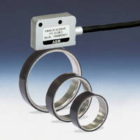Magnetic Ring Encoders generate up to 184,320 pulses/rev.