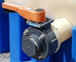 Molded-In Tank Drain Outlet withstands any service condition.
