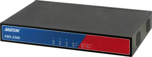 Network Appliance is designed for IDS/IPS, UTM applications.