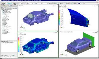 Simulation Software aids multi-domain virtual product testing.