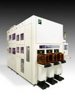 3D Electroplating System simplifies wafer level packaging.
