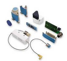 Eddy Current/Capacitive Sensors feature embedded coil technology.