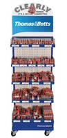Thomas & Betts Offers Free Merchandising Display Racks for Homac® Connectors