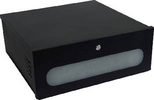 DVR Lockbox protects equipment from theft and vandalism.