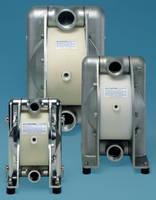 Pneumatic Diaphragm Pumps are built for handling chemicals.