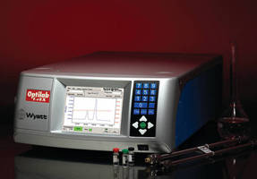 Refractive Index Detector offers full capability across dynamic range.