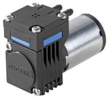 Diaphragm Liquid DC Pump employs REFLEX valve technology.