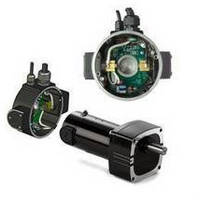 Permanent Magnet DC Gearmotors and Motors feature brush-life sensor.