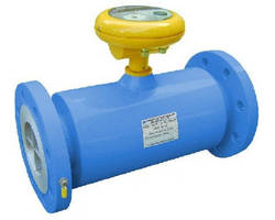 Ultrasonic Flow Meter features battery-powered design.