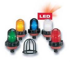 Flashing LED Warning Light suits hazardous locations.