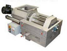 Rotary Drawer-In-Housing Magnet separates metal from powders.