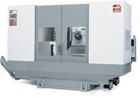 Extended-Travel HMC features 6,000 rpm, geared-head spindle.