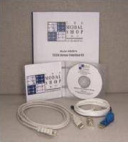 TEDS Interface Kit supports IEEE 1451.4 compliant sensors.