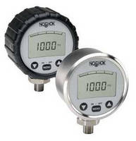 Digital Pressure Gauge supports vacuum/compound ranges.